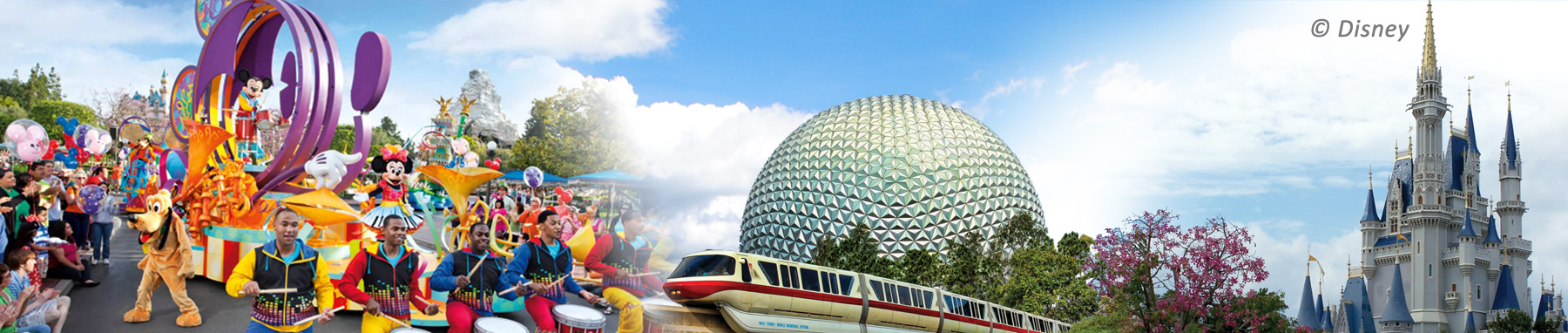 Walt Disney World Orlando Harpers Travel Cheap Holiday Tours Frequent Independent Traveler