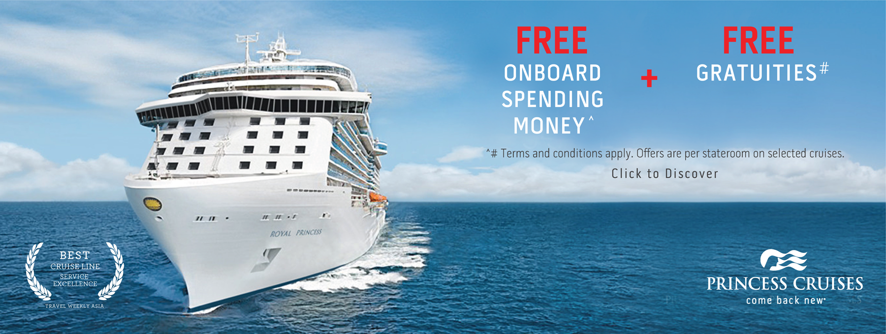 Princess Cruises - SOUTHEAST ASIA TRAVEL FAIR PROMOTION