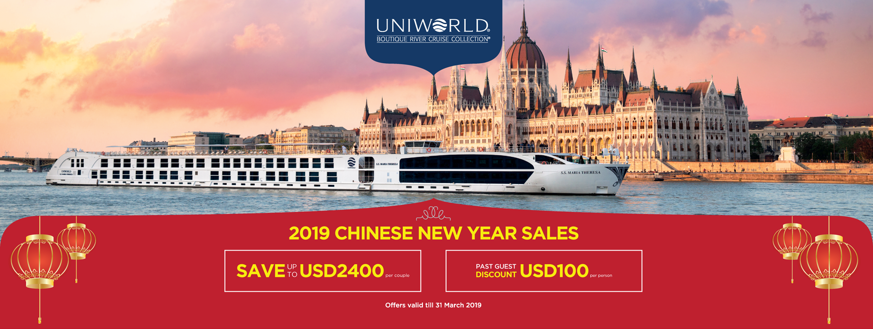 2019 CHINESE NEW YEAR SALES